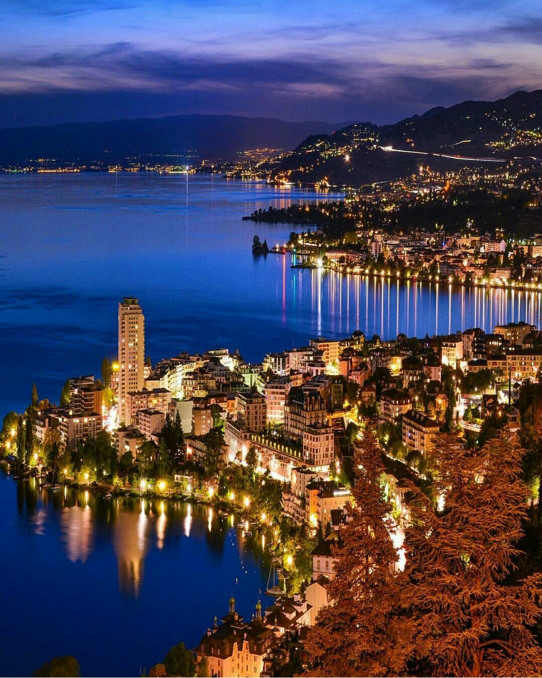 Schweiz Montreux