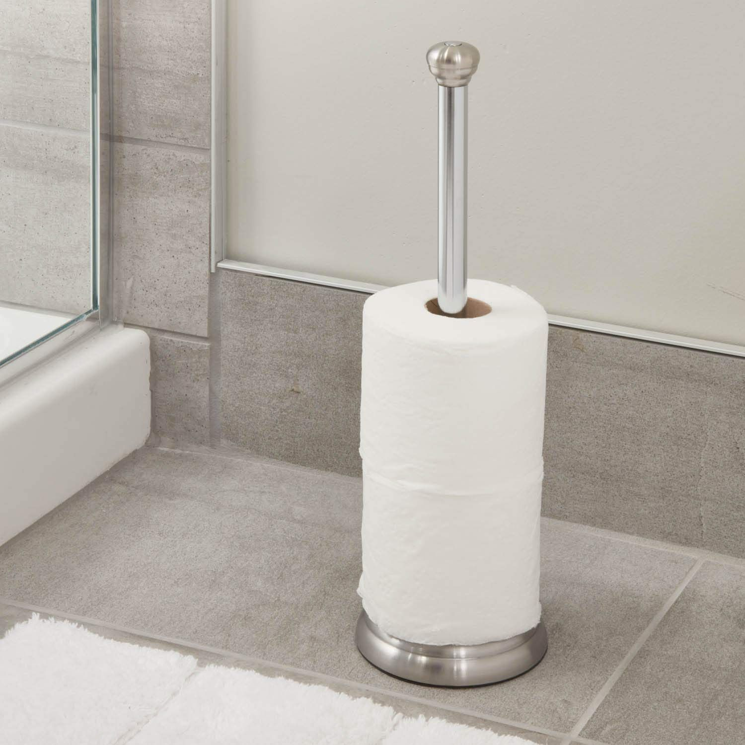 Interdesign York Free Standing Tissue Holder