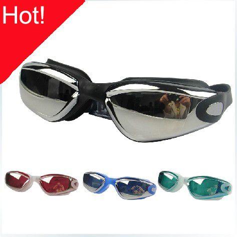 2014 Swimming Goggles Swim Glasses Water Sportswear Anti Fog Uv protected  Waterproof Swimwear Eyewear c0c7ef9327