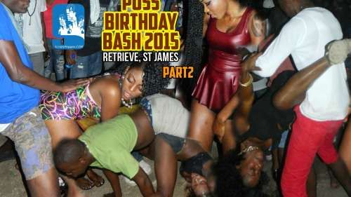 Puss Birthday Bash PT2… [Party Video] | From YardHype com | Birthday