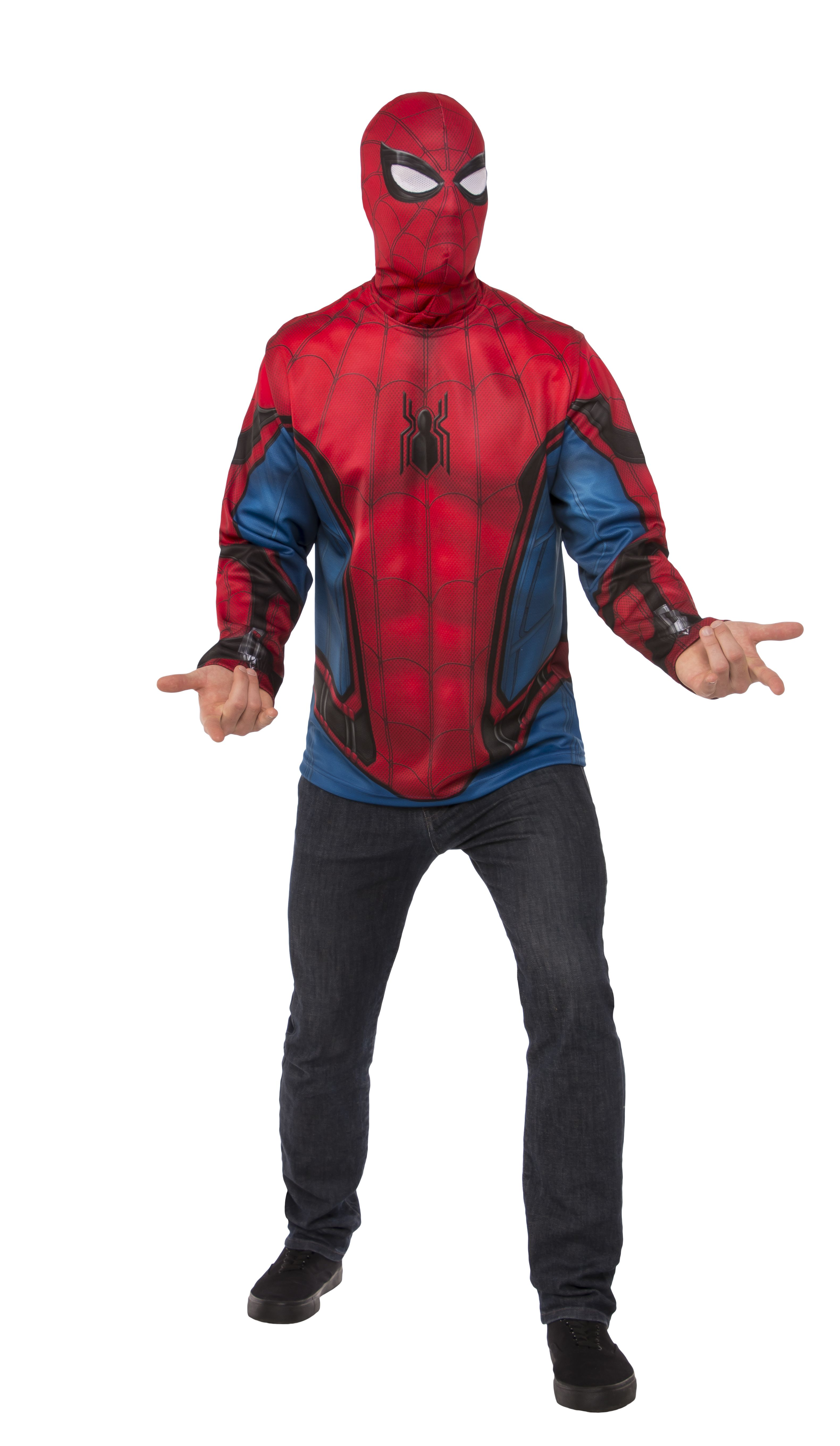 Spider-man shirt and mask for Men, new for 2017 | Your Guide for ...