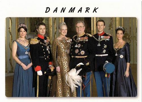 The royal family of denmark denmark and royals the royal family of denmark sciox Image collections