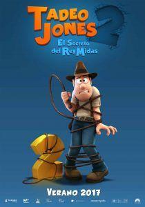 Estreno En Cines De Tadeo Jones 2 De E Gato Appa E Roch Prod Cinevent Serv Appa Asociación De Profesionales De La Producción Audiovisual Cine Para Niños Películas Gratis Peliculas Gratis
