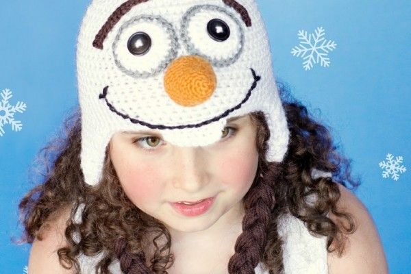 Crochet Cabbage Patch Hats Pattern Video Tutorial Olaf Free