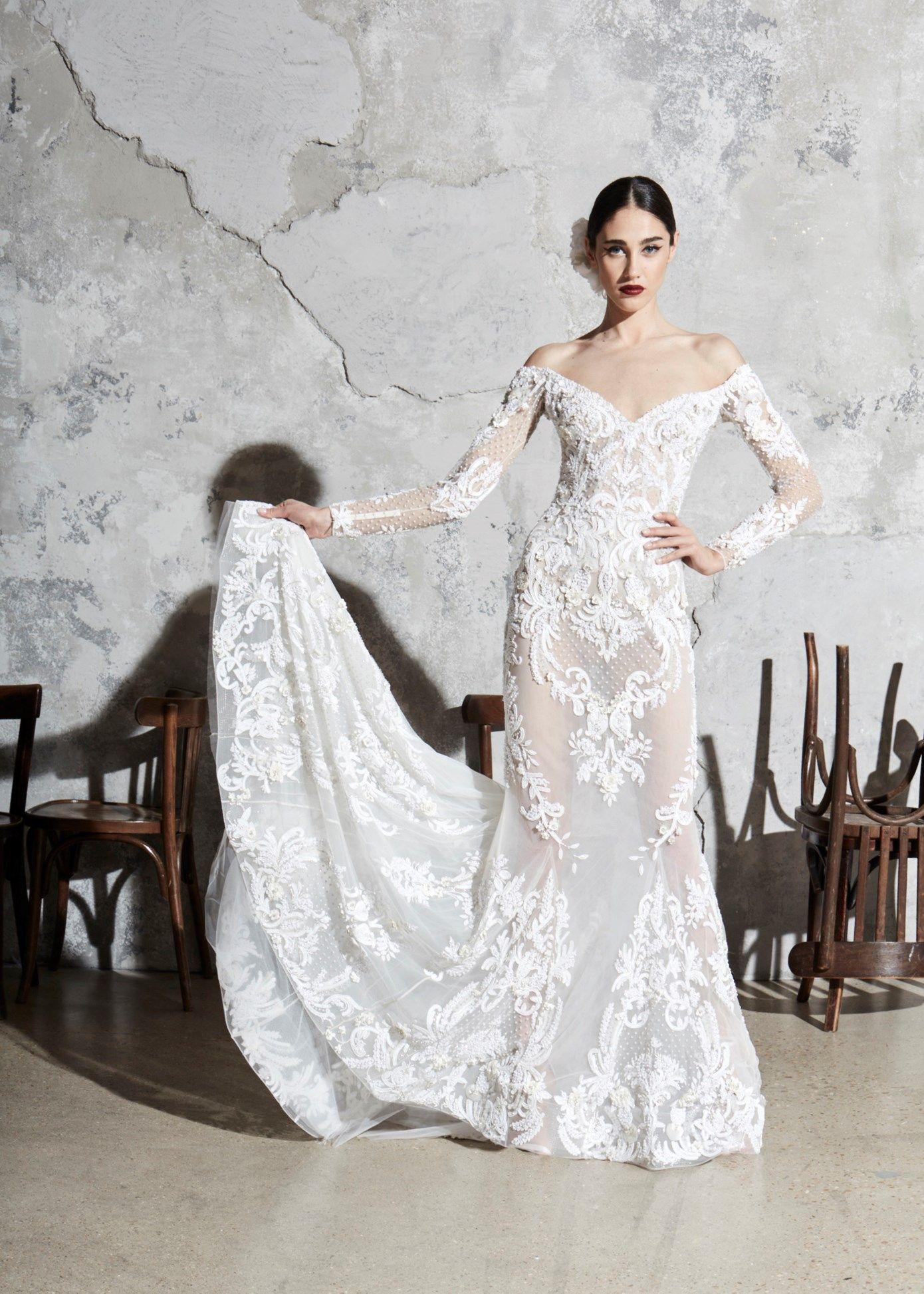 Abiti Da Sposa Zuhair Murad Prezzi.Zuhair Murad Bridal Collection Spring 2020 Attualita E Tradizione