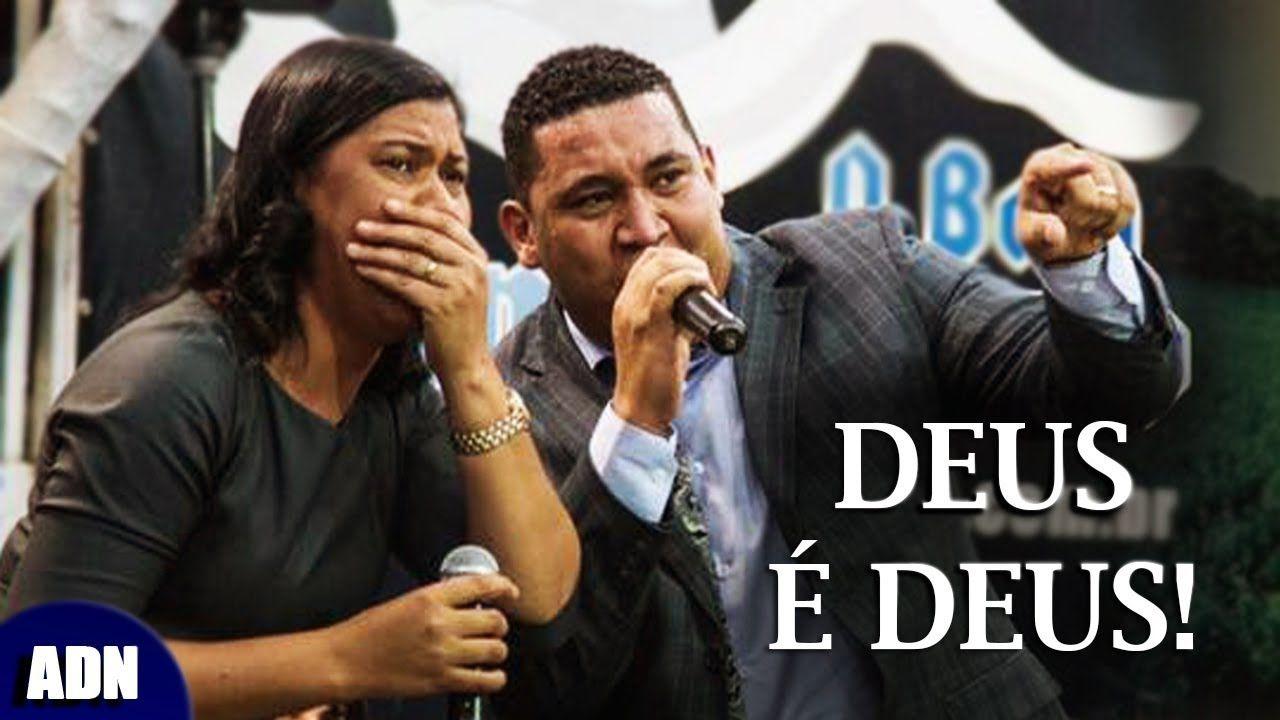 O Louvor Que Abalou O Brasil Deus Vai Falar Contigo Alisson E