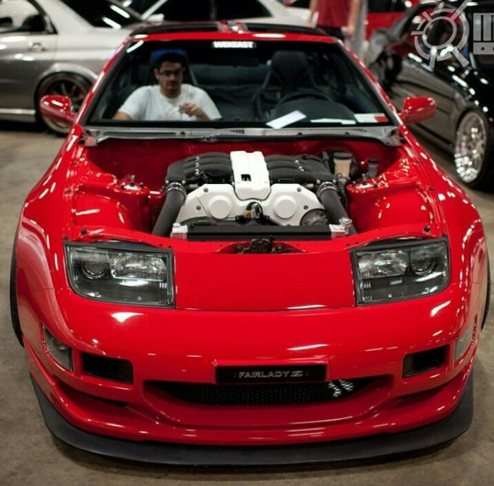 wire tucked z32 cool cars nissan z cars, gt cars, mazda cars Nissan Z370