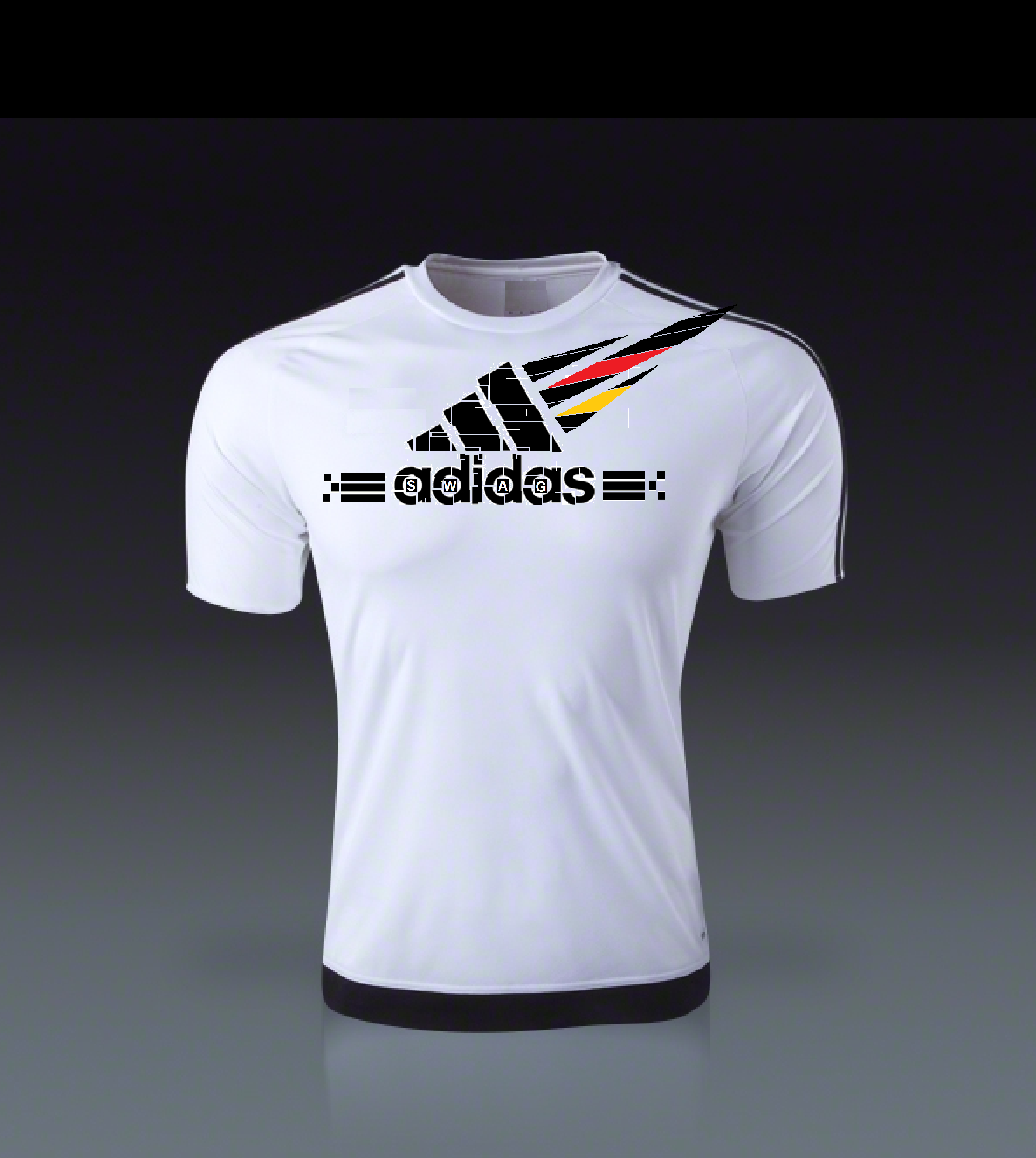 azafata Quagga fin de semana  Adidas, German, soccer, team, jersey, 2016. | Camisetas graciosas, Ropa de  moda hombre, Camisetas estampadas