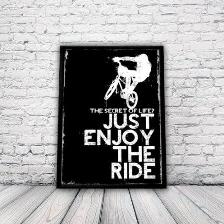 Bmx poster bike poster cycling poster bmx bike extreme sports