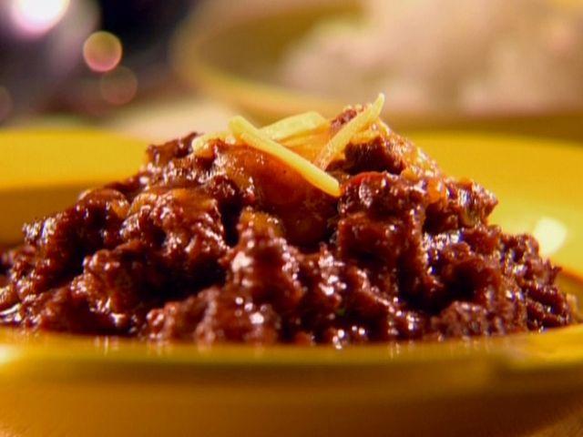 Interstate Chili Recipe Food Network Recipes Recipes Chili Recipes