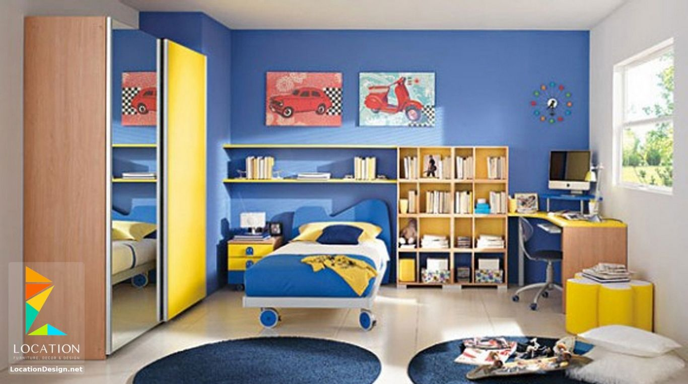 red and blue paint ideas for kids room | ... Paint Ideas teen girls ...