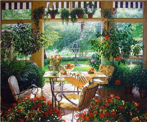 Nice Garden Houses