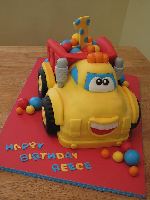 Super 1St Birthday Tonka Truck Cake With Images Tonka Truck Cake Funny Birthday Cards Online Necthendildamsfinfo