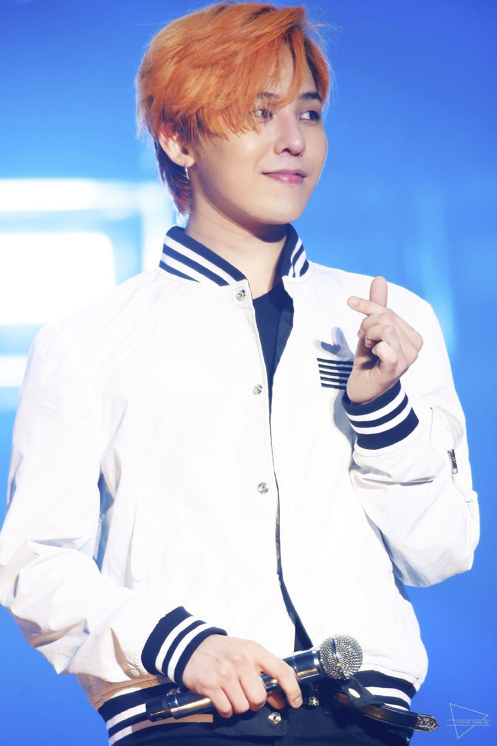 G Dragon Bigbang Fashion Nail Art Sticker Kpop Star Gift: G-Dragon - MADE Tour In Hangzhou