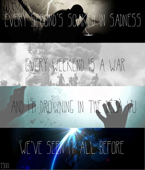 Bmth Quotes: Seen It All Before ~ Bring Me The Horizon