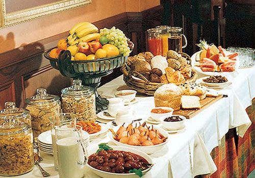 Clifton Motel · Breakfast Buffet TableBuffet TablesBuffet IdeasCatering ...