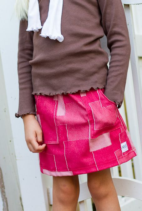 Patsey Skirt | Ava Rose Designs