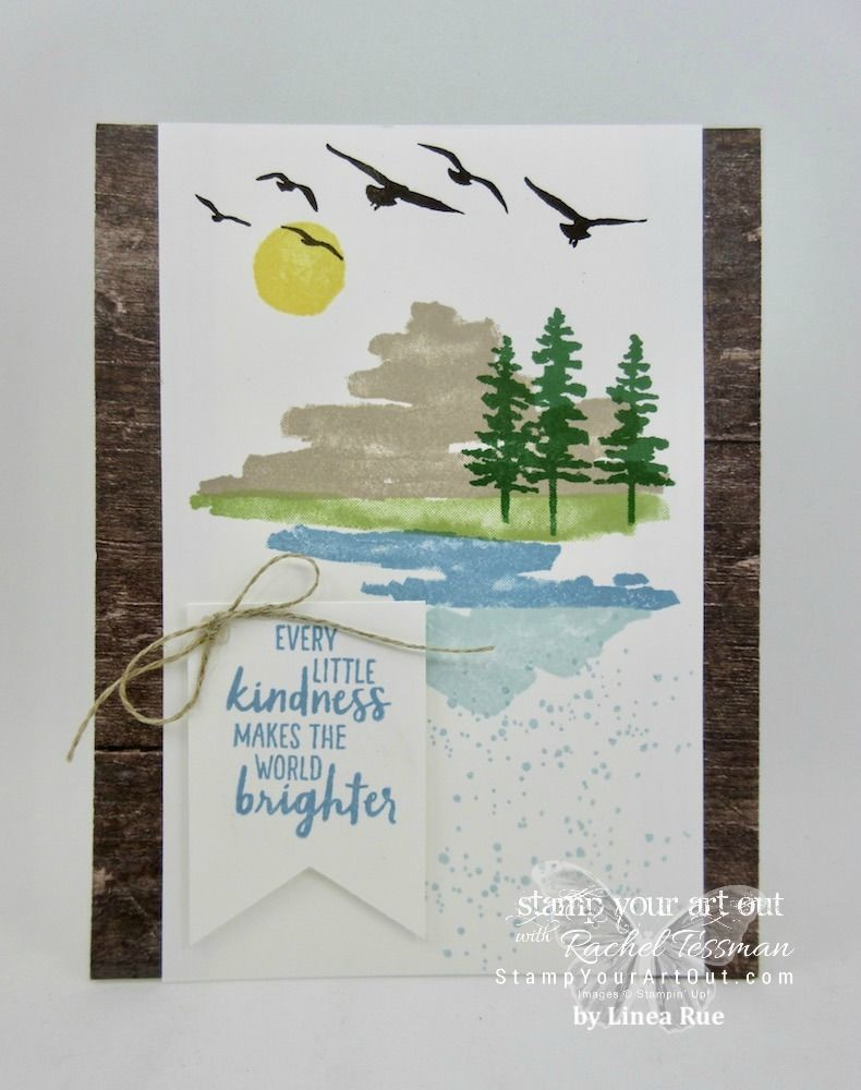 Just A Few Of My Swap Cards Watercolor Birthday Cards Stampin