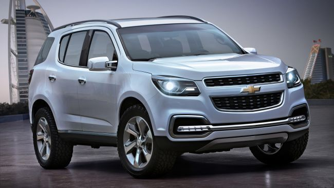 2017 Chevrolet Trailblazer Price Review Pictures Chevrolet