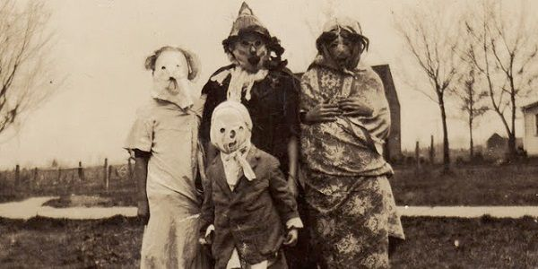19th century postcards old time strange stuffoften wrong pinterest 19th century - Halloween Costumes 1900