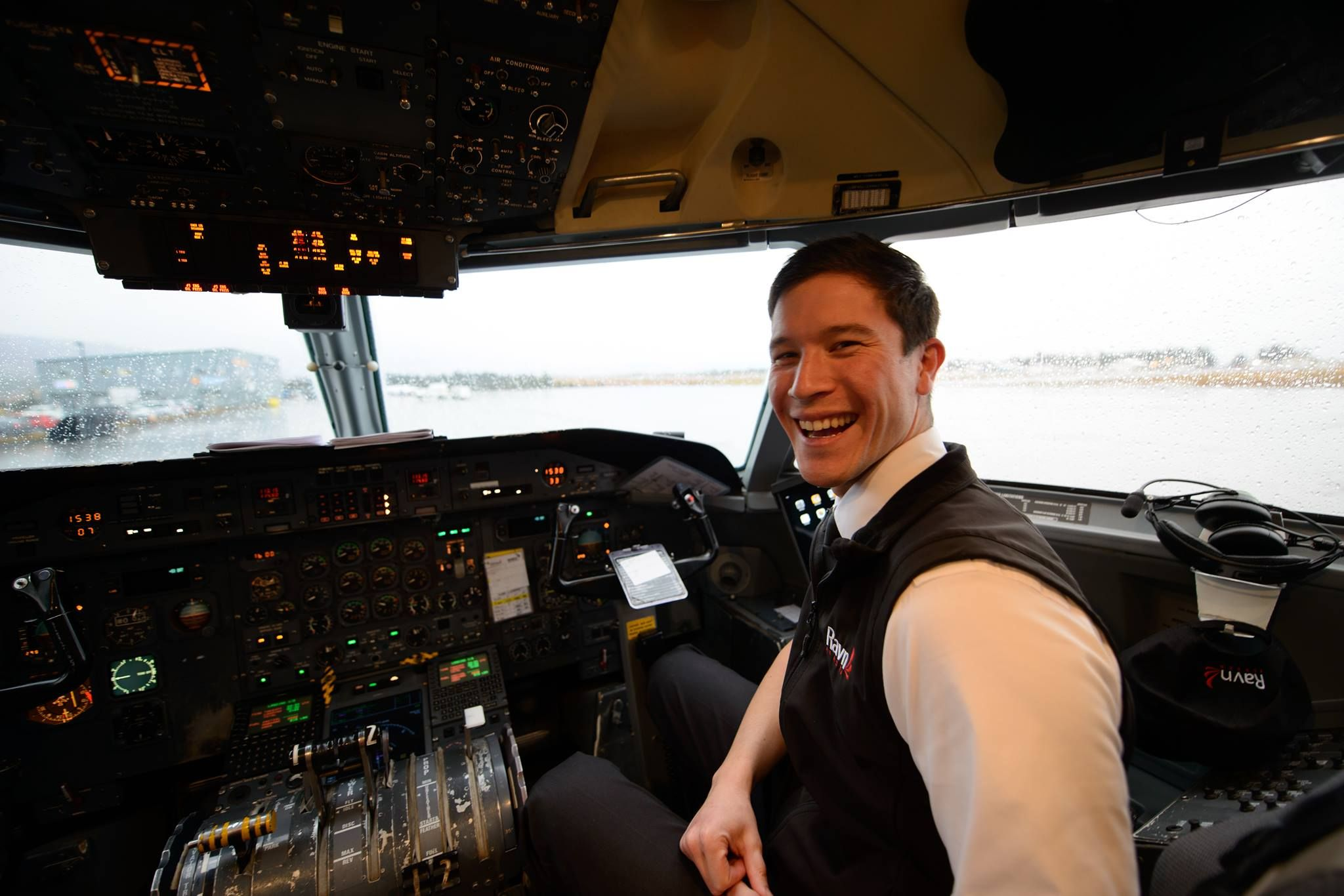 We love what we do! Go to for flight schedules