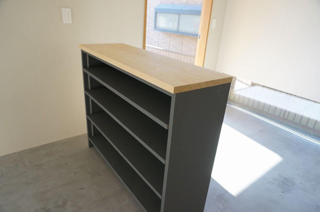 ENJOYWORKS/エンジョイワークス/ストレージ/storage/収納/棚/リノベーション/renovation/SKELTONHOUSE/スケルトンハウス