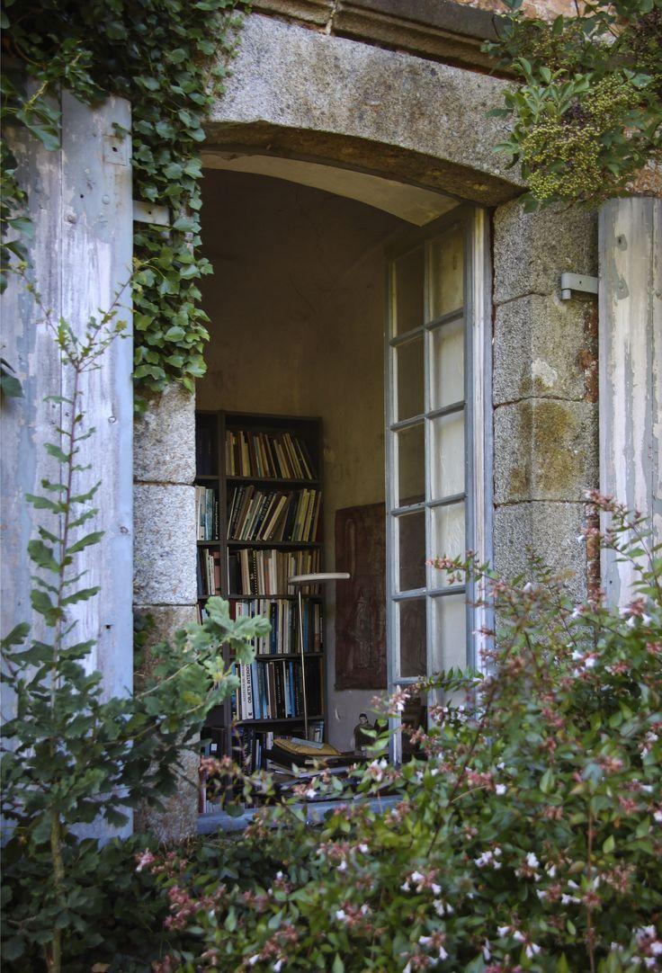 Das Schloss, Peter Gabriëlses Haus, Normandie, Frankreich – #das #Frankreich #G…