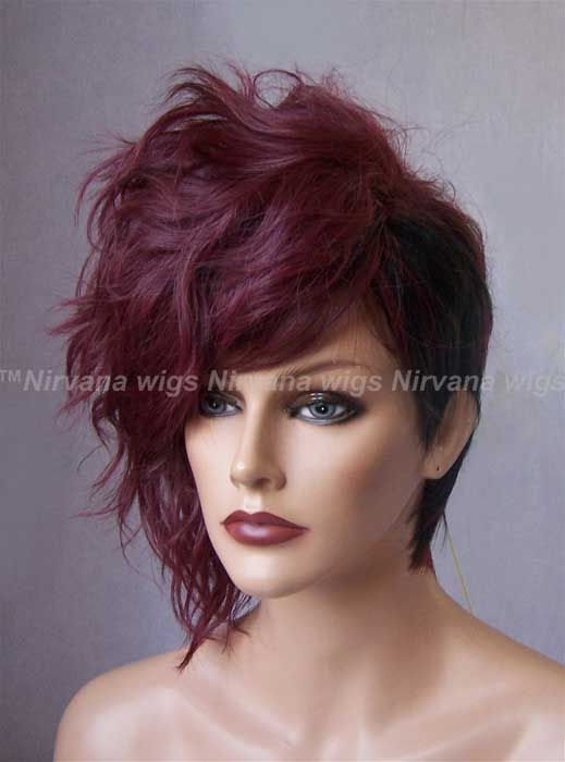 Nirvana Modern Wig c0befb0a8