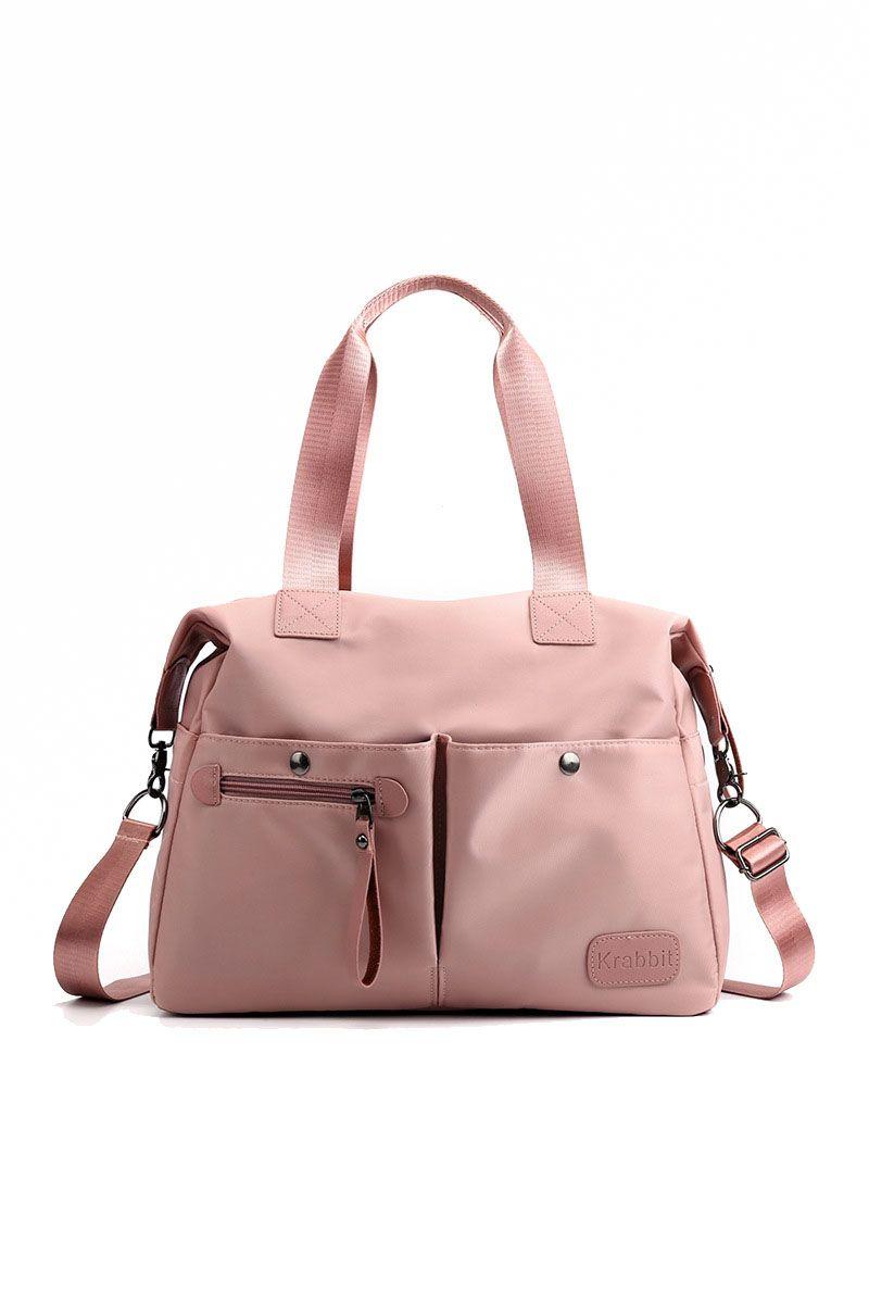Fashion Women Casual Canvas Single Shoulder Bag Large Capacity Handbag