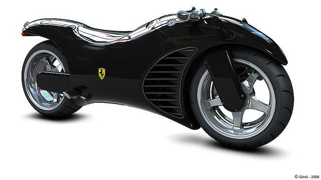 Ferrari V4 Superbike concept motorcycle | Magic Born storyboard ...