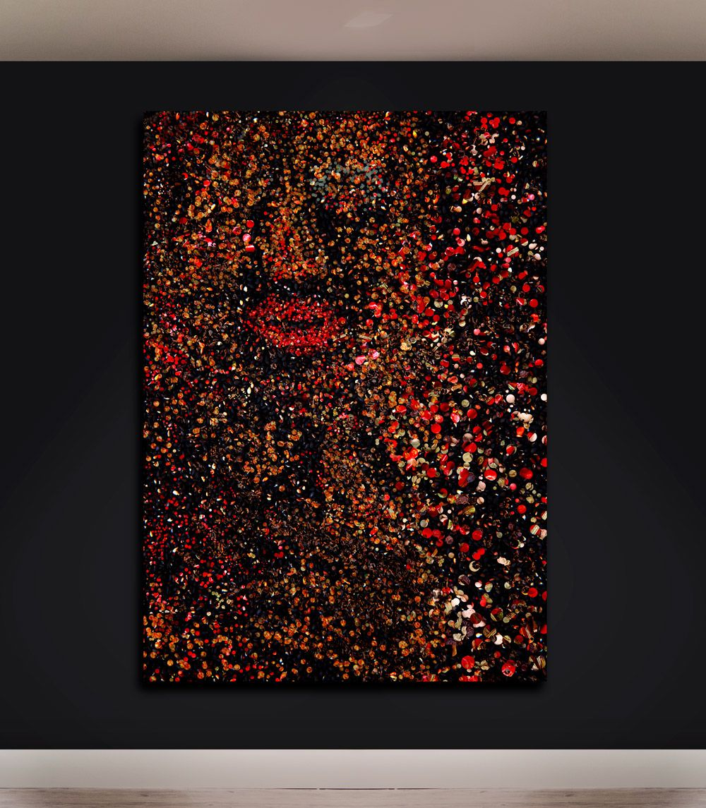 Quadro: Luzes 10 Art. Thiago Christo #arte #arquitetura #decoration #decoração #canvas #quadros #fineart #galeria #casadedesigner #decoracao #home #bomgosto