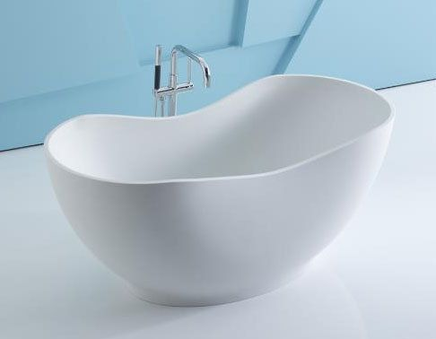 "Designer Bathtub view the kohler k-1800 abrazo collection 66"" freestanding"