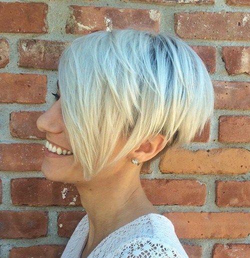 22 Ziemlich kurze Frisuren für Frauen: Easy Everyday Haircuts #longpixiehaircuts