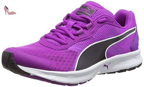 Descendant V2 Wns - Chaussures de Running - Femme - Noir (Black Silver) - 36 EU (3.5 UK)Puma l9A6Uk