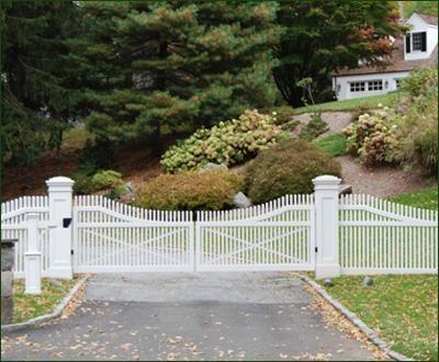 Chestnut Hill Entrance Gate Entrance Gates Wood Gates And More