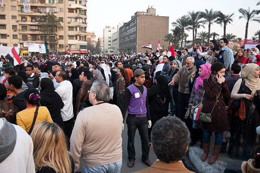 causes of the egyptian revolution