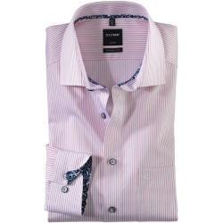 Photo of Olymp Luxor shirt, modern fit, global kent, rose, 42 olympymp