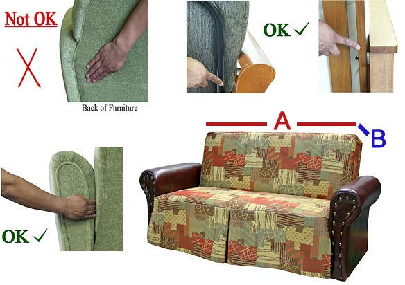 Futon Covers And Skirted Slipcovers By Futonstogo Com Are In Stock