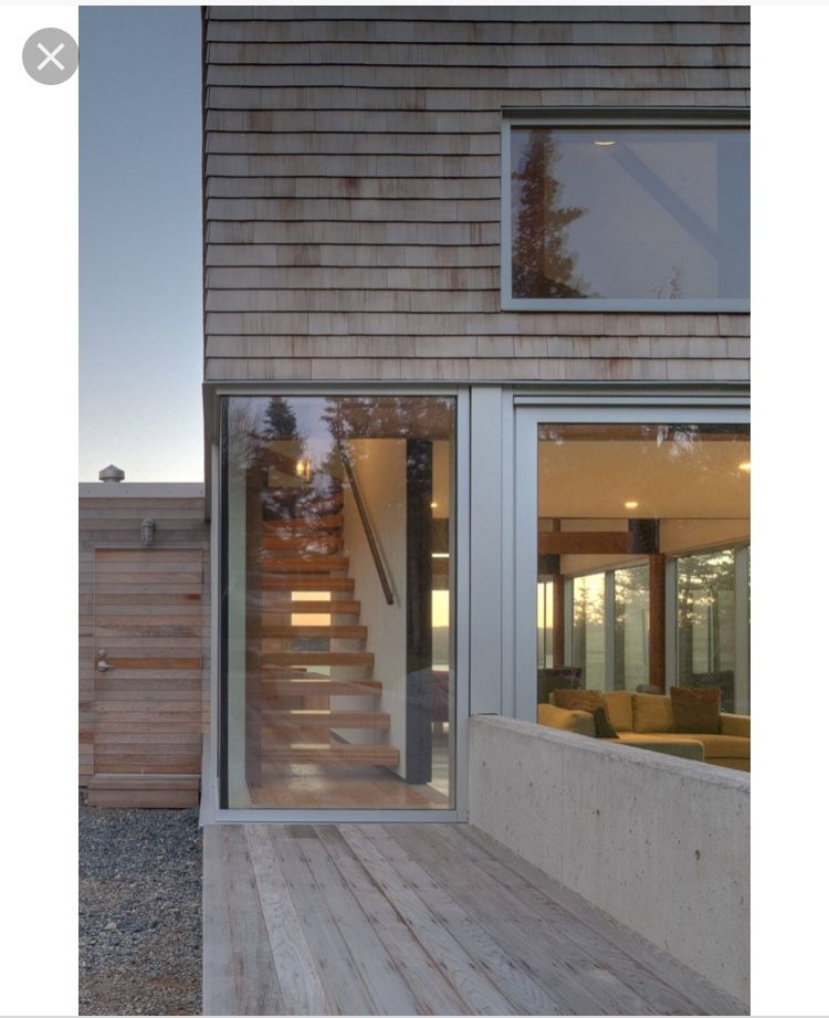 Minimalisthouse Plans: Pin By Vera On Harbor Island Exterior