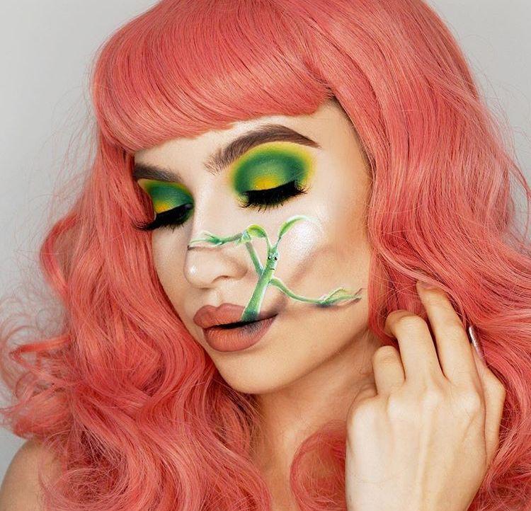 Pin by Vįntågę👄 on •Եաօ ƒɑϲҽժ⚡️ Cute makeup, Makeup