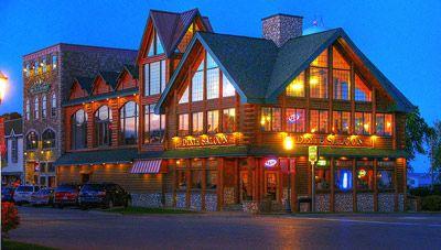 Mackinaw City Restaurant And Bar Dixie Saloon Favorite