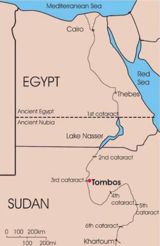 Bodas y fusión de culturas entre egipcios y sus vecinos nubios | Ciencia | EL MUNDO
