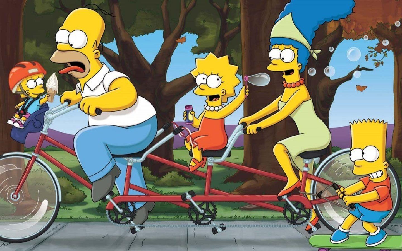 Die Simpsons HD Wallpaper   Hintergrund   1920x1080   ID