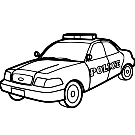 Coloriage Cars Coloring Pages Truck Coloring Pages Police Cars