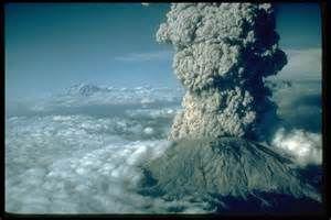 mount st helens eruption - Bing Images