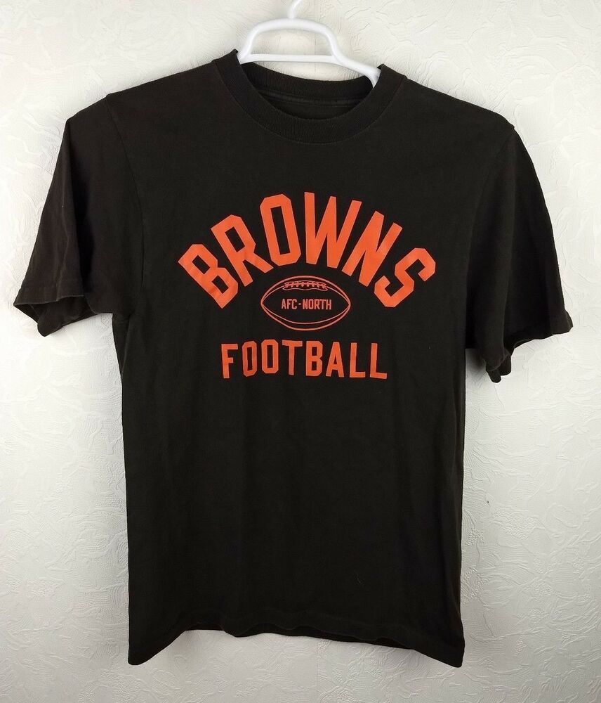 69fc08df4 REEBOK Mens S Sm Brown Cleveland Browns Football Graphic Tee Shirt  fashion   clothing  shoes  accessories  mensclothing  shirts (ebay link)