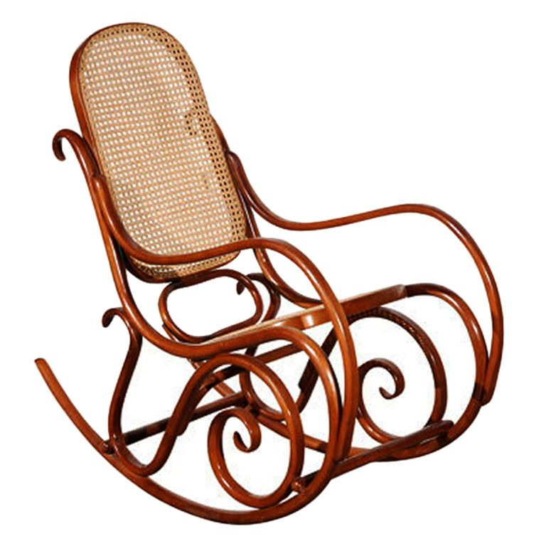 Bentwood Rocking Chair (With images) Rocking