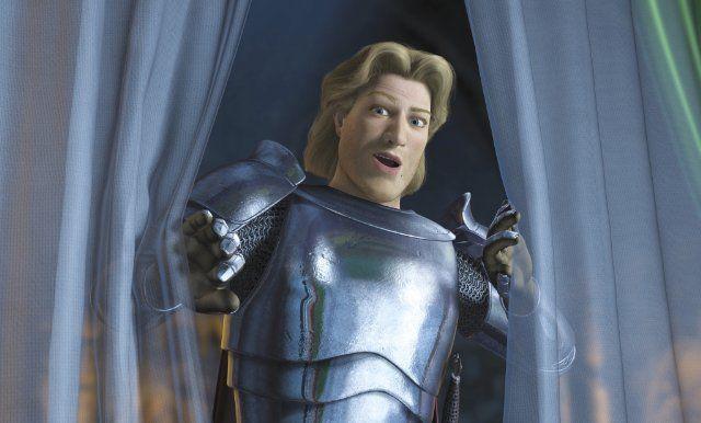 Prince Charming Sherk 2 2004 Shrek Shrek Prince Prince