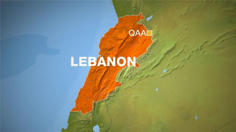 Deadly suicide bombing hits village in Lebanon