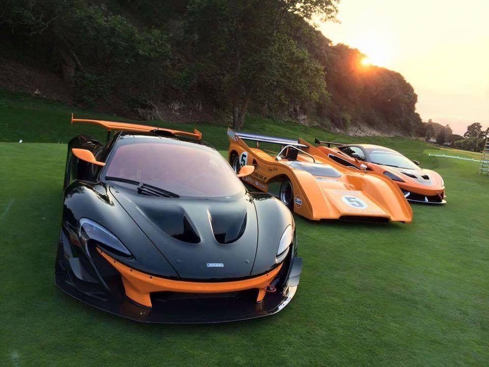 Pin by David Driscoll on McLaren British sports cars